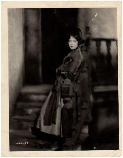 Lillian Gish Vintage 1926 Silent Movie Star MGM Still La Boheme Film
