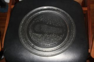 General Electric Carousel Microwave Turntable Glass Plate 12 5 8 and