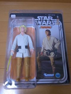 Gentle Giant Star Wars Luke Skywalker Jumbo Vintage Retro Kenner