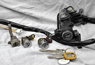 1991 GEO METRO LSI convertible Ignition Switch Doors Trunk LOCK SET