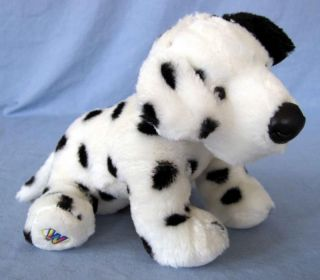 Ganz Webkinz Stuffed Plush Dalmatian Dalmation Dog Animal Puppy