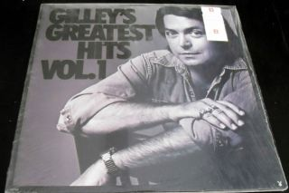Mickey Gilley Gilleys Greatest Hits NEAR MINT nm Room Full of Roses KZ