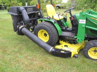 John Deere Mower Deck and Leaf Lawn VACUUM BAGGING SYSTEM 4100 Tractor