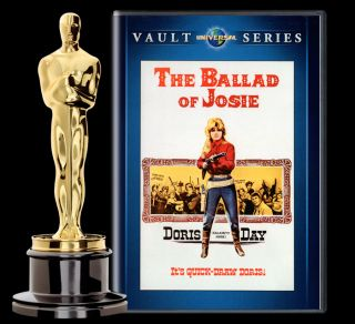 of Josie New DVD Doris Day Peter Graves George Kennedy 1967