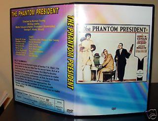 Phantom President DVD George M Cohan