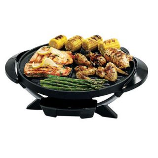 New George Foreman Indoor Outdoor Grill GGR200RDDS $99