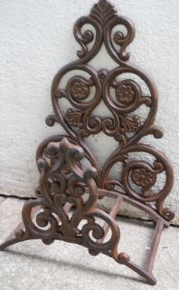Cast Iron Garden Hose Holder Wall Hose Hanger Hose Reel Lawn Garden