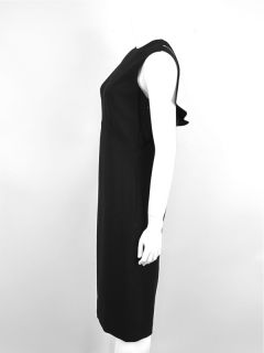 Givenchy at Socialite Auctions Sz 42 Black White Zip Back Dress 37 1