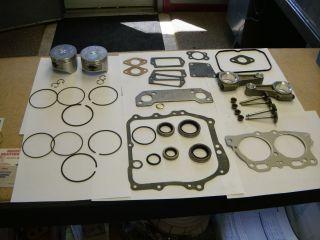 EZ Go Golf Cart Engine Rebuild Kit Gaskets 295cc Robins Engine 1996