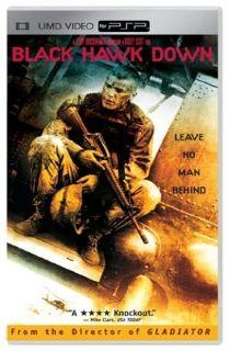 Black Hawk Down UMD for PSP 2005 043396119147