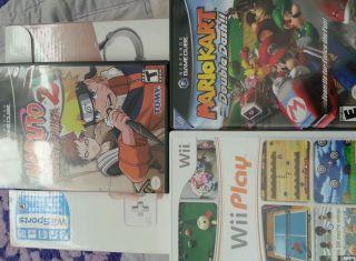 Nintendo Wii Sports Resort Pack White Console NTSC
