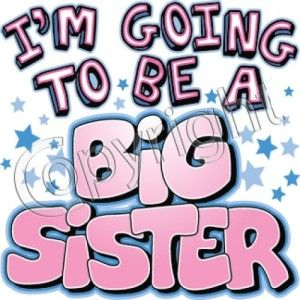 Going 2 Be Big Sister   Girls T Shirt Cute Sweet Infant Baby Toddler