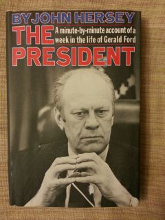 the presidency of gerald r ford