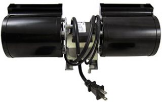 New Heat N Glo GFK 160A Replacement Fireplace Blower Fan and FK 180