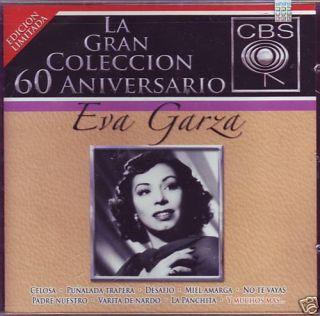 Eva Garza Gran Coleccion 60 Aniversario CBS 2Cds