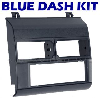 GM GMC Chevy Truck Pickup 1988 1994 Blue Radio Dash Kit