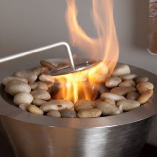 Oasis Ventless Indoor Outdoor Table Fireplace Fire Pit Centerpiece
