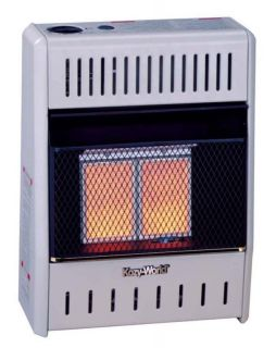 Ventless Gas Plaque Heater Thermostat Natural Gas Wall