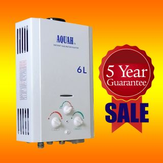 on Demand Propane LPG Tankless Gas Water Heater Up to 2 0 GPM