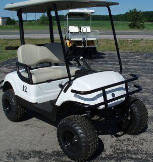 Yamaha Golf Cart Front Brushguard