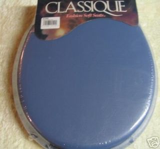 Features of GINSEY CLASSIQUE STANDARD ROUND CUSHION SOFT PADDED TOILET