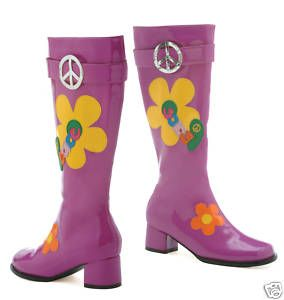 60s 70s GoGo Boots