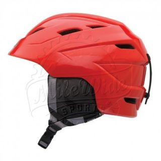 Giro Nine 10 Ski Snowboard All Mountain Helmet Red