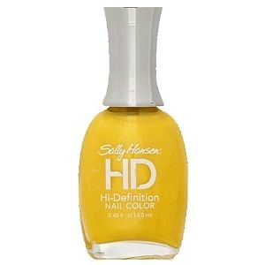 05 Hi Definition HD Nail Polish Lacquer Manicure Yellow Gold