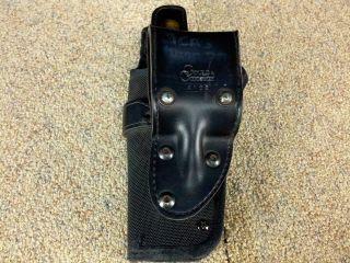 Gould & Goodrich X341 Triple Retention Belt Holster RH Beretta 92,96