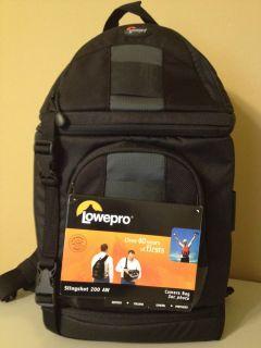 Lowepro Slingshot 200 AW Digital Camera Backpack Bag 300572167107