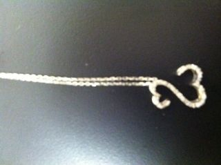 Jane Seymour Open Heart Necklace