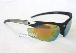 Professional Cycling Glasses Sports Glasses Sunglasses Black Gray