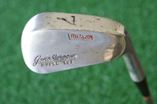 Wilson Gene Sarazen Model Y53 Single 7 Iron Golf 2 75