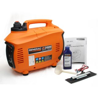 Generac Power Systems IX2000 IX Series 2000 Watt Portable Power
