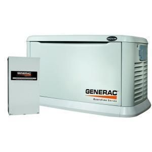 Generac 20KW Automatic Backup Power System Model 5875 696471058758
