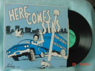 Stan Golonka Here Comes Stas Signed 1978 Polka LP