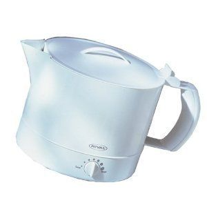 OZ Electric Hot Pot Express Water Tea Kettle CUP GLASS proctor HOME 1