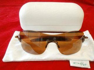 Authentic Oakley Women Compulsive Sunglasses Glasses 05 361