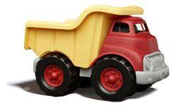 Green Toys Dump Truck Indoor Outdoor Play Super Safe Kids Boys Big