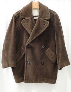 Isaac Mizrahi Plush Brown Wool Coat Sz Petite Bergdorf Goodman