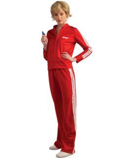 Teen Glee Cheerleader Girls Halloween Costume