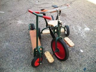 Kick Scooter and Tricycle for Kids Doas 51554 Di