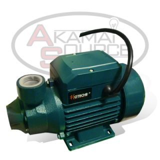 Clear Water Pump 650 GPH 1 2 HP Centrifugal Electric Pumps Pond Pool