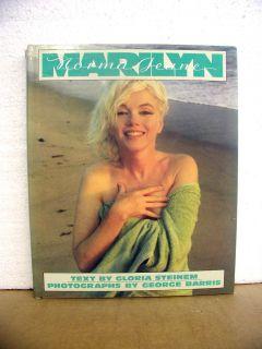 Marilyn Norma Jean Monroe Steinem George Barris 1986 HB DJ