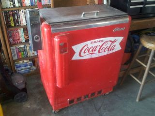 Glasco GBV 50 10 Cent Slider Coke Machine