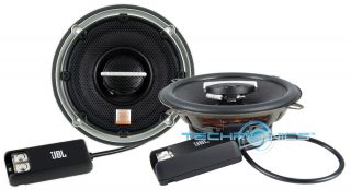 SERIES 5.25 330W MAX 2 WAY FULL RANGE COAXIAL CAR AUDIO DOOR SPEAKERS