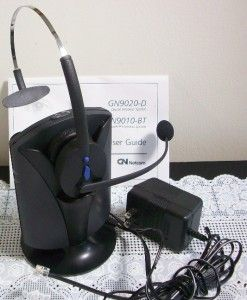 GN Netcom GN 9020 D Digital Wireless Telephone System Model 1601 869