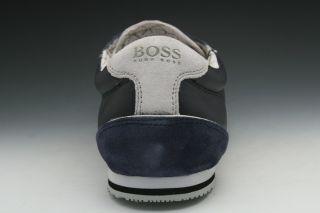 Hugo Boss Green Label Victoire La Mens Sneakers in Dark Blue 50217374