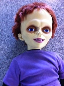 Glen Glenda Seed of Chucky Doll Movie Replica RARE 26