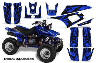 Yamaha Warrior 350 Graphics Kit Decals Stickers TMBL
